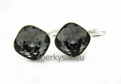 Set Swarovski elements fancy stone black diamond FA16983