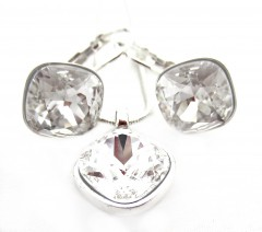 Set Swarovski elements fancy stone crystal FA16990